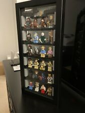 LEGO Minifigure Display Marvel Harry Potter LOTR And More Movies