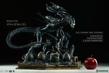 Sideshow Aliens Collectibles Legacy Effects Alien Queen Maquette Statue In Stock