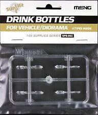 Meng 1/35th Scale Drink Bottles Item No. SPS-002