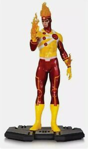 DC COMICS ICONS FIRESTORM STATUE LIMITED EDITION