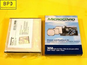 08-13 Volvo C30 Cabin Air Filter MICROGARD 3658