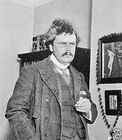 Massive G K Chesterton 58 Audio Books 2 MP3 DVDs 199hrs Alarms Shaw Crimes Evils