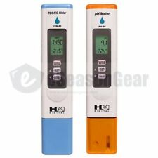 HM Digital COM-80 + PH-80 Meter COMBO PH TDS EC PPM Pocket Tester