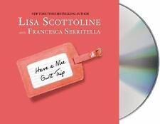 HAVE A NICE GUILT TRIP -Lisa Scottoline- UNABRIDGED 6 CD AUDIO BOOK ~ NEW