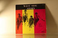 WEST SIDE STORY  SOUNDTRACK - UK PRESS EGMONT *RARE* VINYL LP ALBUM