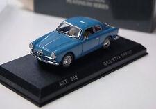 Detail Platine Cars Art 362 1960 Alfa Romeo Giuletta Sprint Coupe 1 43 Echelle