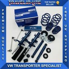 VW T5 T5.1 T6 H&R 50mm Lowering Springs & Meyle Suspension Kit Transporter 03 On