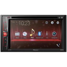 """Pioneer Double Din 6.2"""" Touchscreen Multimedia Dvd Receiver w/ 50W x 4 Amplifier"""