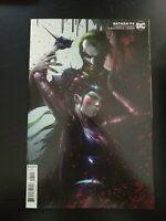 BATMAN #94 Francesco Mattina Variant Cover Joker & Punchline Card Stock