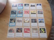 Magic the Gathering Cards (20 Card Lot) 1995