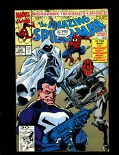 LOT OF 2 DIFFERENT THE AMAZING SPIDER-MAN #354 #355 VF RANGE COMBINE SHIPPING