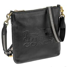 Coach 1897 Jes Slim Crossbody With Horse and Carriage Black