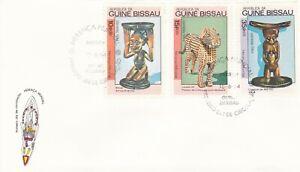 Guinea Bissau 1984 World Heritage FDC Unadressed VGC
