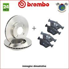 3B3 2 DISCHI FRENO ANTERIORE FERODO VW PASSAT 1.8 T KW:125 2001/>2005 DDF1706