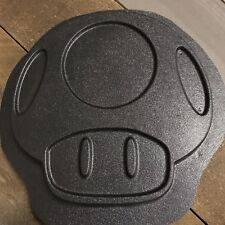 1up Mushroom Stepping Stone Concrete Molds 3pc