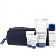 Clarins Men Hydration Skincare Gift Set With 50ml Super Moisture Balm