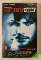 The Butterfly Effect VHS 2004 Thriller Bress & Gruber Icon Entertainment Ex-Rent