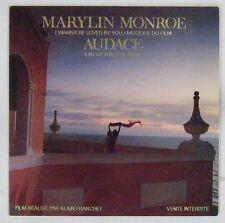 Eau de toilette Audace 45 tours Marylin Monroe