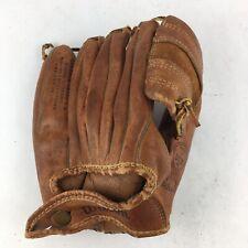 "VTG Wilson A2980 Leather Baseball Glove RHT Max Alvis Fieldmaster 11"" USA"