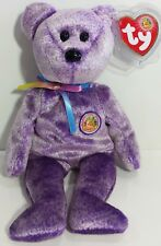"TY Beanie Baby ""DREAMER"" March 2003 BBOM TEDDY BEAR - MWMTs! PERFECT GIFT! NEW!"