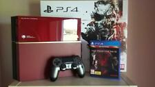 PS4 500 GB LIMITED EDITION METAL GEAR SOLID 5 THE PHANTOM PAIN NO GIOCO