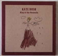 KATE BUSH / KING OF THE MOUNTAIN / CD SINGLE / CARD SLEEVE  / LYRIC INNER / 2005