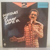 "Sammy Davis Jr. ‎– Portrait Of Sammy Davis Jr. (2 x Vinyl 12"" LP Album Gatefold)"