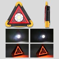USB COB LED Work Light 4 Modes Flashlight Work Lamp Power Bank Light Torch Camp
