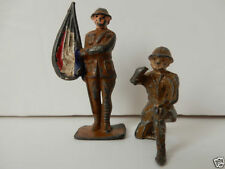 Unbranded French Vintage Toy Soldiers