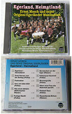ERNST MOSCH Egerland, Heimatland . 1992 Convoy CD TOP