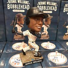 Bernie Williams New York Yankees Bobblehead Statue Figurine SGA 4/12/19 Baseball