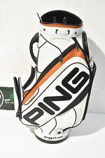 Ping Tour Bag / 6-Way / White, Bronze, Black / PIGPIN064