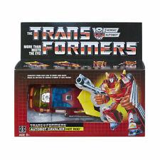 Transformers Hasbro G1 Hot Rod 2018 Walmart Reissue Brand New MISB sealed box