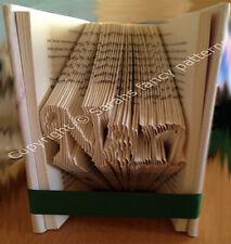 Nan Folded Book Art Folding PATTERN ONLY #581