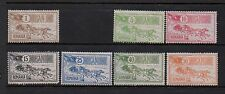 ROMANIA 1903 NEW POST OFFICE MOUNTED MINT SET (not 3 Bani) SG 464 466-471
