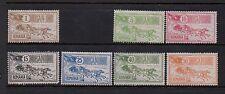 Romania 1903 Nuovo Ufficio postale montato Set Nuovo di zecca (non 3 Bani) SG 464 466-471