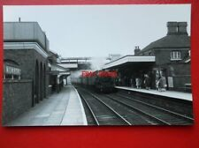 PHOTO  CO DURHAM NEWPORT RAILWAY STATION