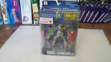 Gundam XXXG-01W Action Figure Mobile Suit High Grade Model Kit New - Box Damaged