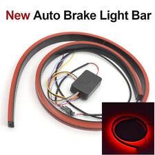 """40"""" Car Truck LED Strip Tailgate Light Bar Signal Reverse Brake Flexible Strips"""