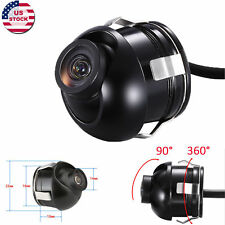 170° Night Vision Car HD Rear View Camera Universal Autos Parking Reverse Backup