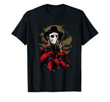 Horror Mashups: Freddy Vs Jason Mens T-Shirt Tee All Sizes Friday the 13th