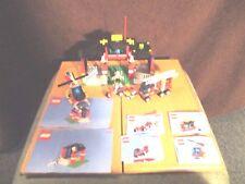 LEGO - City - BOMBERO Estación N º 6478 con ba