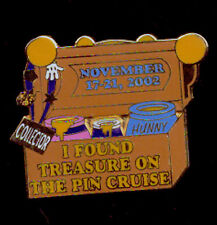 Disney Fantasy pin POOH - I FOUND TREASURE ON THE PIN CRUISE