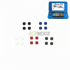 4pcs Screw Hole Silicone Rubber Dust Cover Plug for Nintendo new3DSXL/LL Colors
