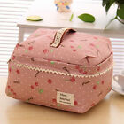 Cosmetic Makeup Case Bags Beauty Toiletry Travel Washing Pouch Holder Organizer