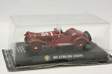 Fabbri Presse 1/43 - Alfa Romeo 1750 GS Mille Miglia 1930