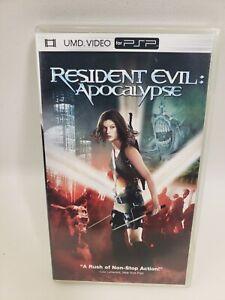 Resident Evil: Apocalypse (UMD Video Sony PSP) Authentic