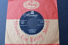 """7"""" Steve Gibson & The Red Caps - Blueberry Hill/ I Love You - US Mercury"""