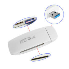 All in One USB3.0 High Speed Memory Card Reader For CF TF SDHC SD MS MicroSD MMC