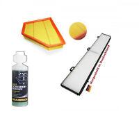 Innenraumfilter Mikro-/Pollenfilter BMW 1er 3er E81 E90 +Luftfilter+Geschenk